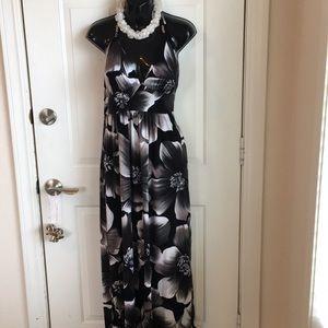 Halter summer dress